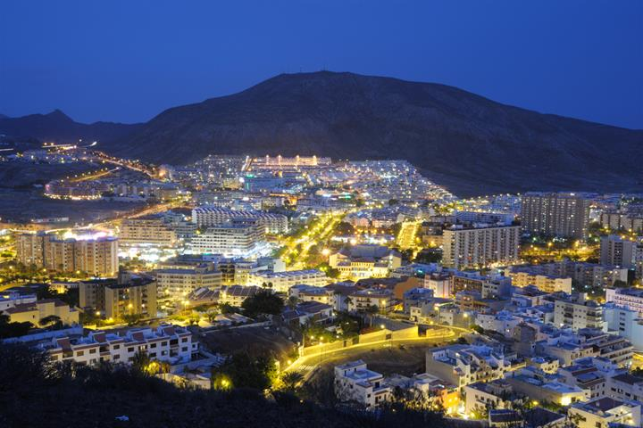 Tenerife by Night