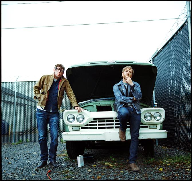 The Black Keys 2014