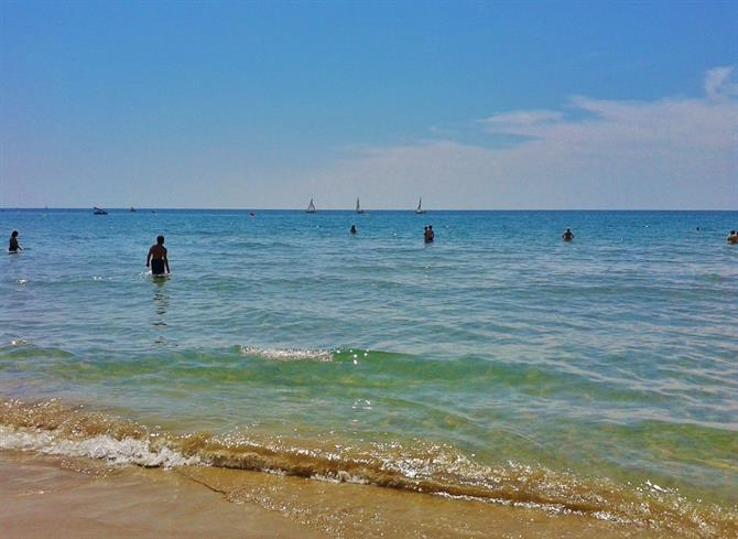 the 17 beaches of sitges a practical beach guide spain holiday