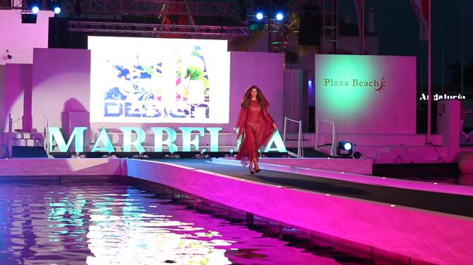 Sena Design at Marbella Luxury Weekend Catwalk