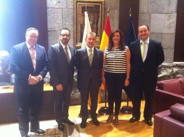 ASCAV and Canary Islands Government
