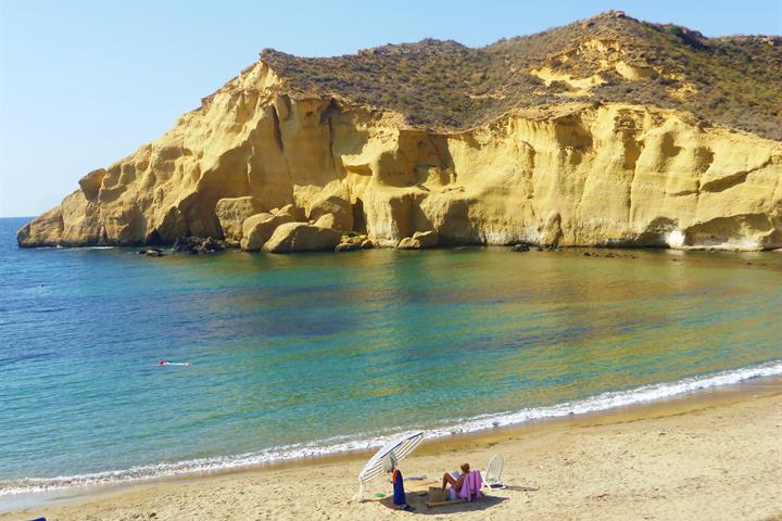 Pulpí - Andalusia´s Secret Gold Beaches