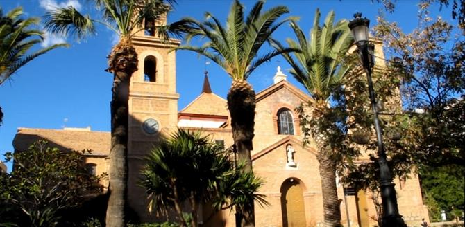 Torrevieja church