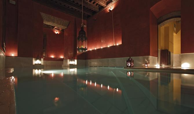 Baños Arabes Barcelona | Aire De Sevilla Banos Arabes And Hammam Spa