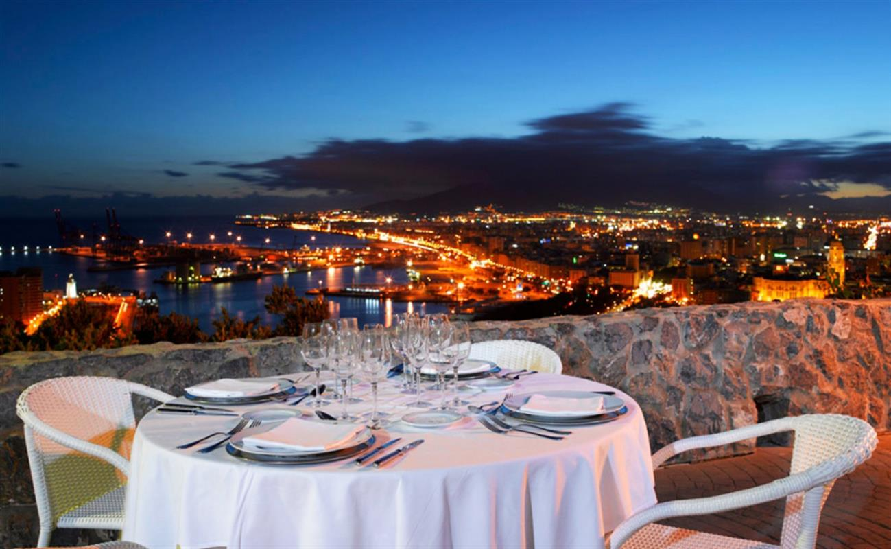 15 Restaurants With Beautiful Views In M 225 Laga