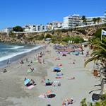 Playa El Salon, Nerja