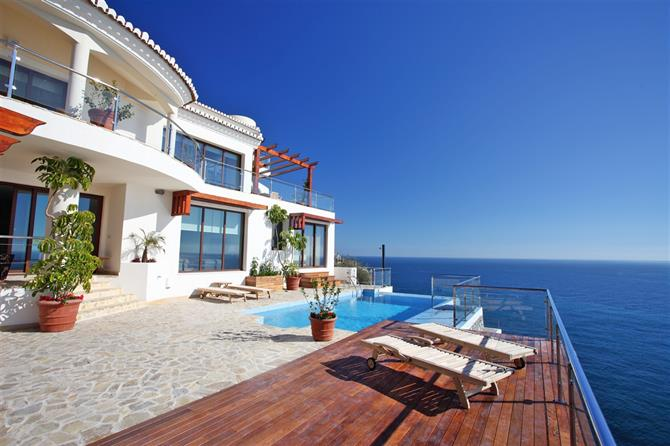 La Herradura luxury villa rental