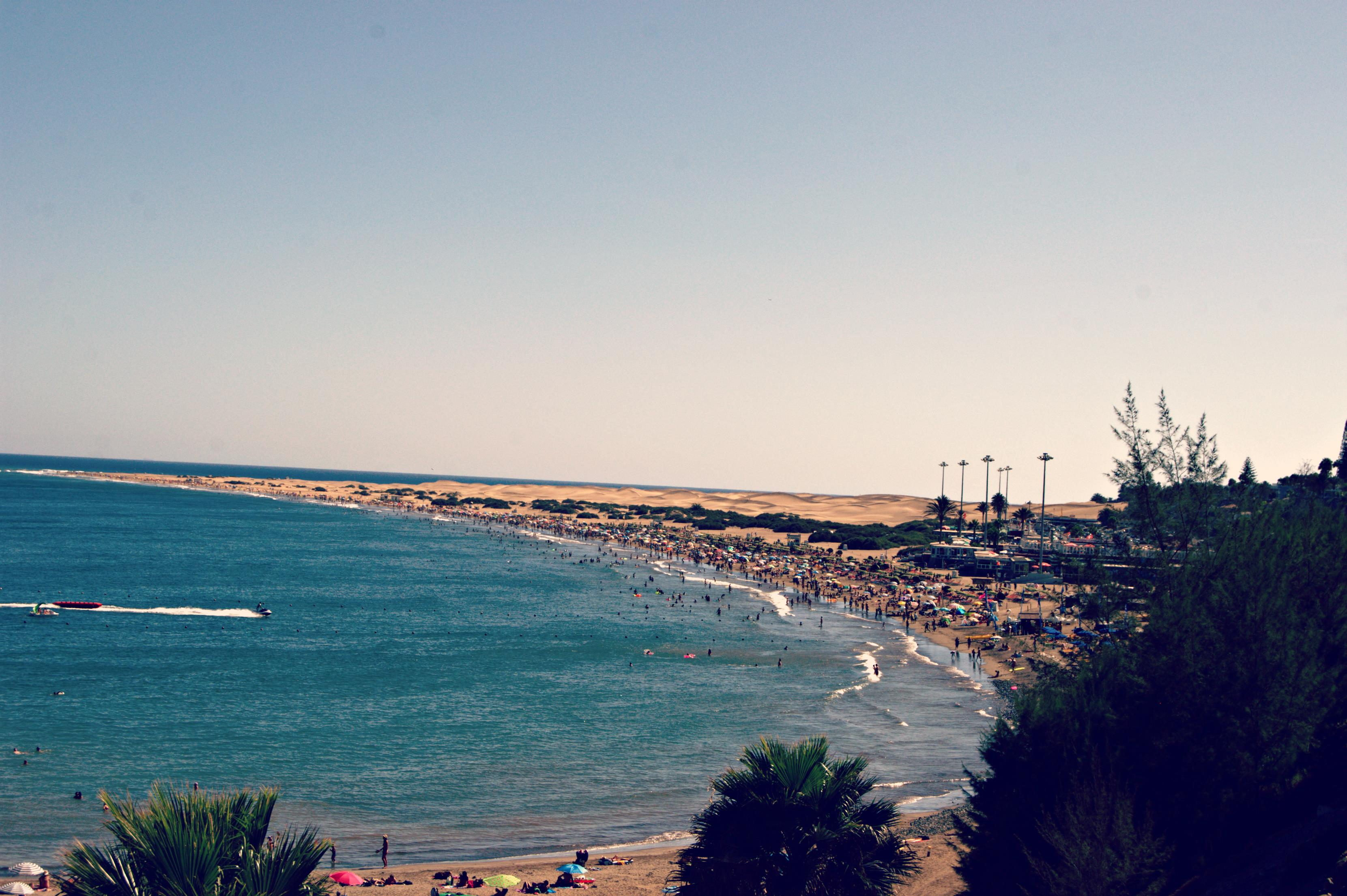 Playa Del Ingl 233 S It S Not Only For The English