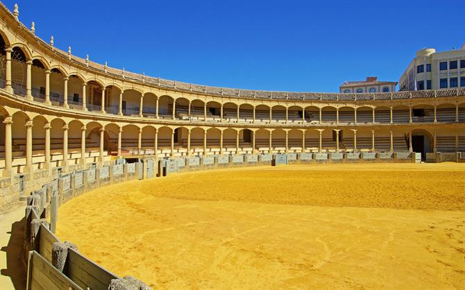Plaza de toros de Ronda