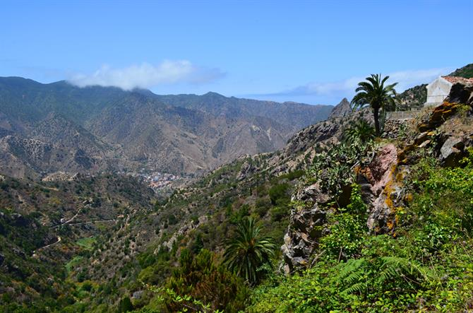 Hermigua, La Gomera, Canary Islands