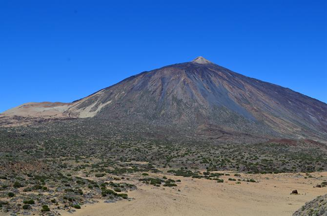 Mount Teide, Teide National Park, Tenerife, Canary Islands