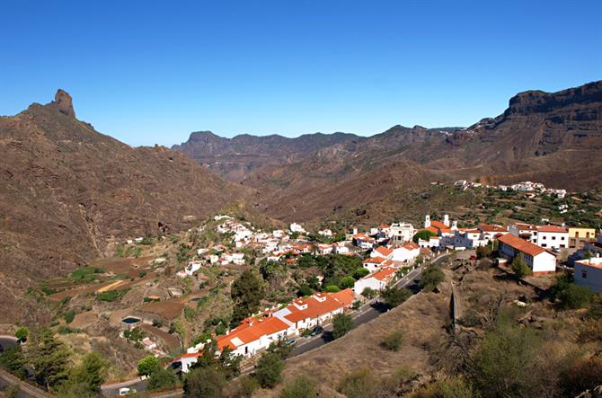 Tejeda, Gran Canaria, Canary Islands