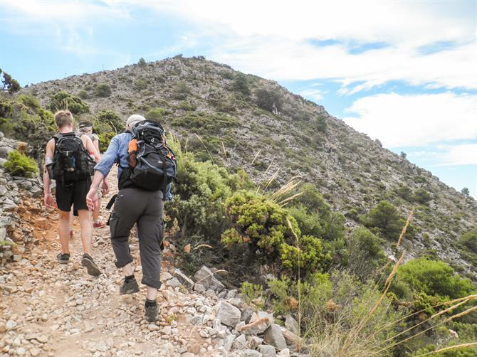 Hiking Benalmadena Rute 2