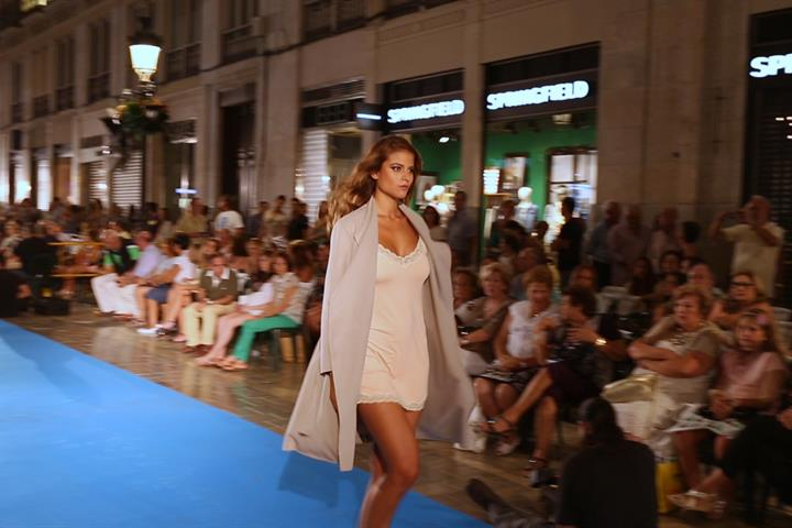 Malaga Fashion Week - Pasarela Larios