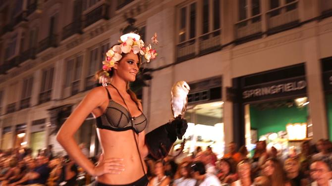 Malaga Fashion Week - Pasarela Larios - Gisela