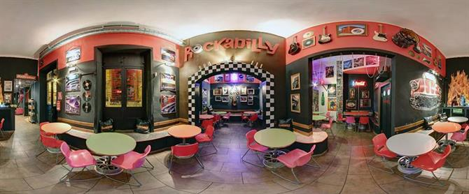 Rockabilly Burger Bar