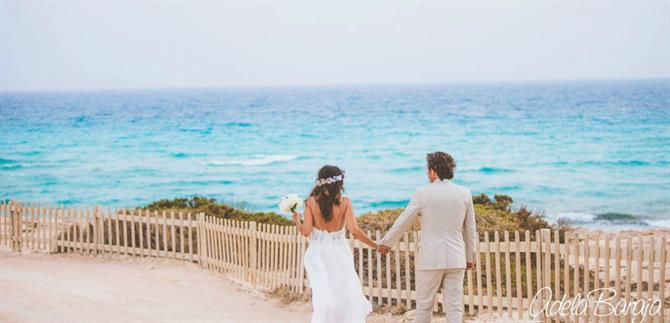 Wedding on the beach - Formentera