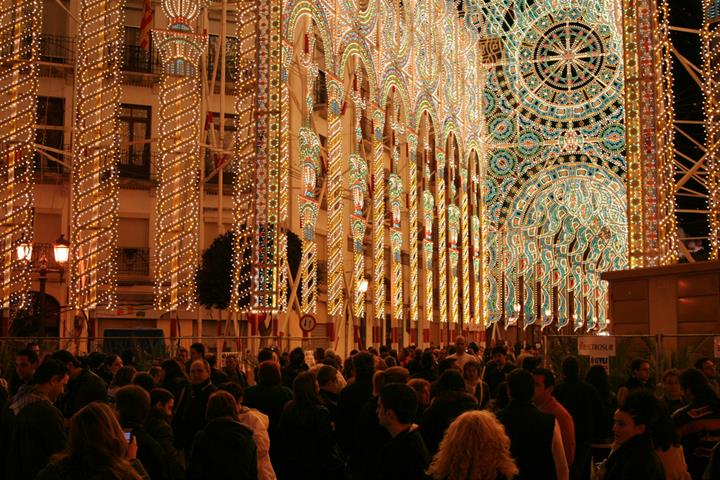 Spain's LOUDEST fiesta, the Fallas of Valencia