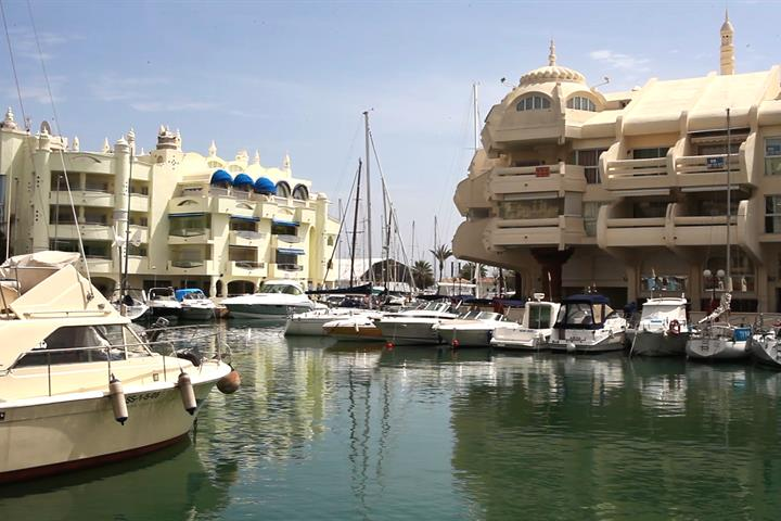 Puerto Marina: Southern Spain's best port