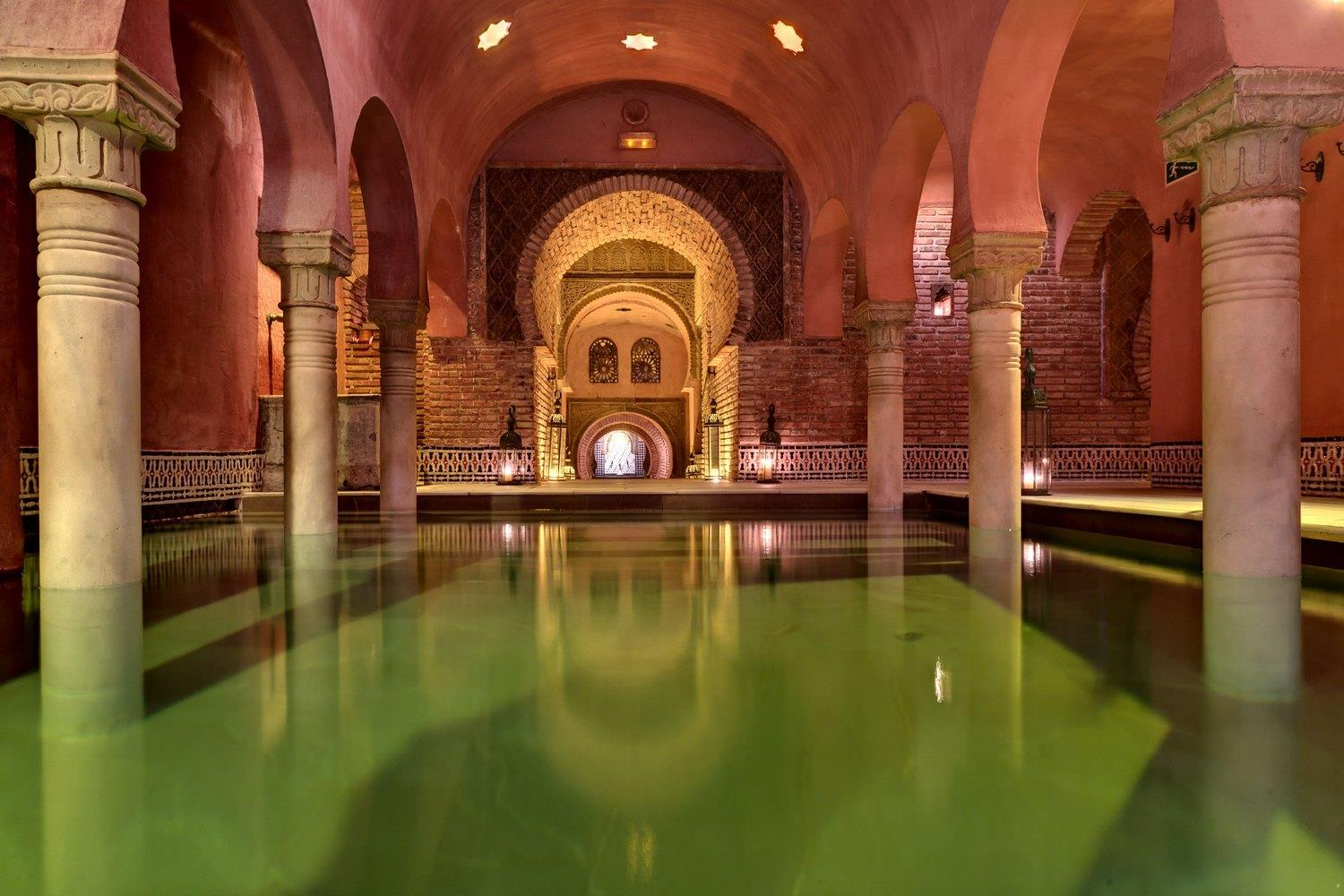 6 spas and hammams to try in granada spain - Banos arabes barcelona ...