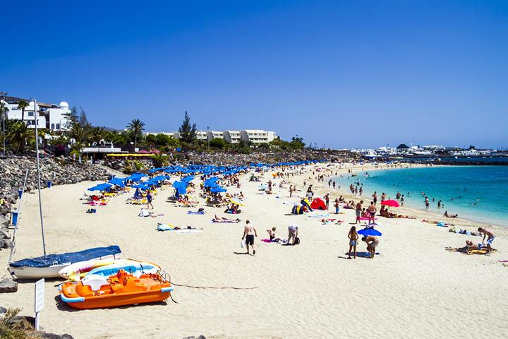 Top 10 Lanzarote Beaches