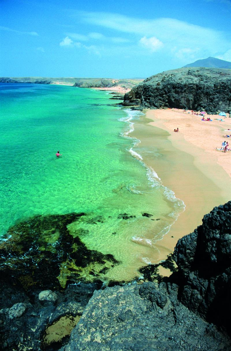 Best Beach Bodies Of 2016: The Best Beaches In Lanzarote