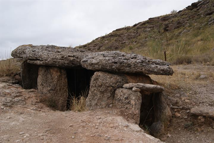 Megalithic finds in Gorafe, Granada