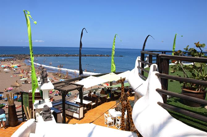 Monkey Beach Club, San Eugenio, Costa Adeje, Tenerife