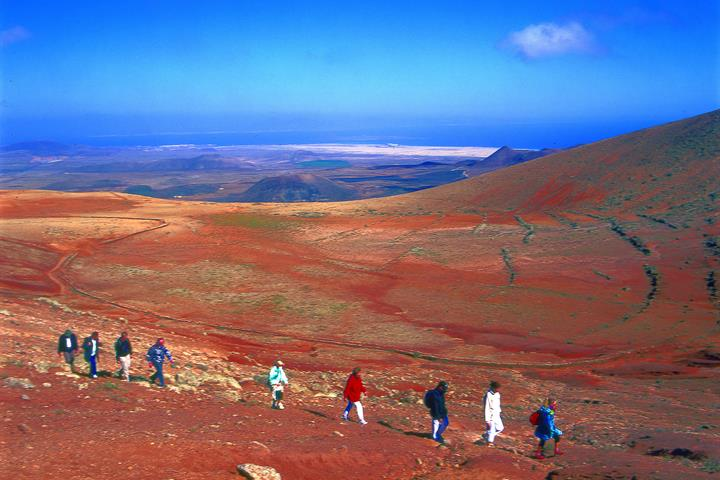 Five fantastic ways Fuerteventura's an ideal hiking destination