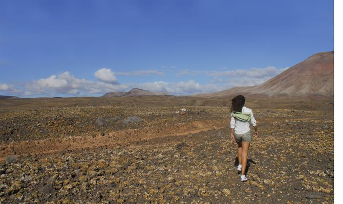 Fuerteventura hiking