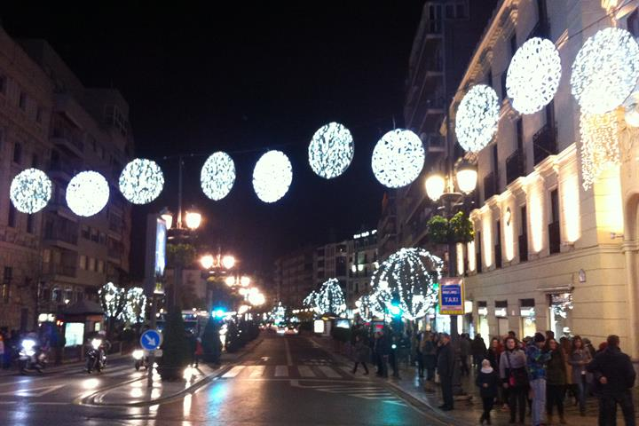What´s on in Granada over Christmas