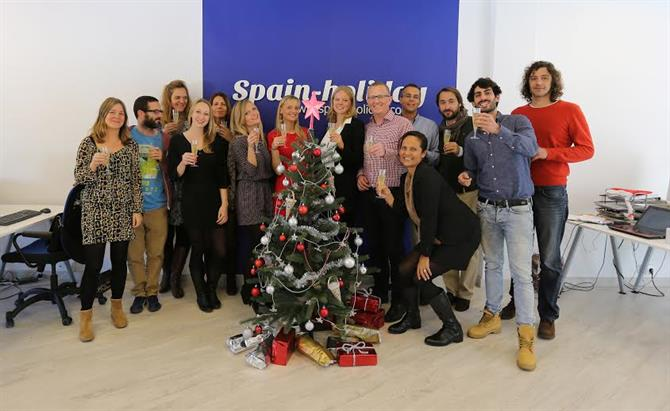 Spain-holiday Christmas Message