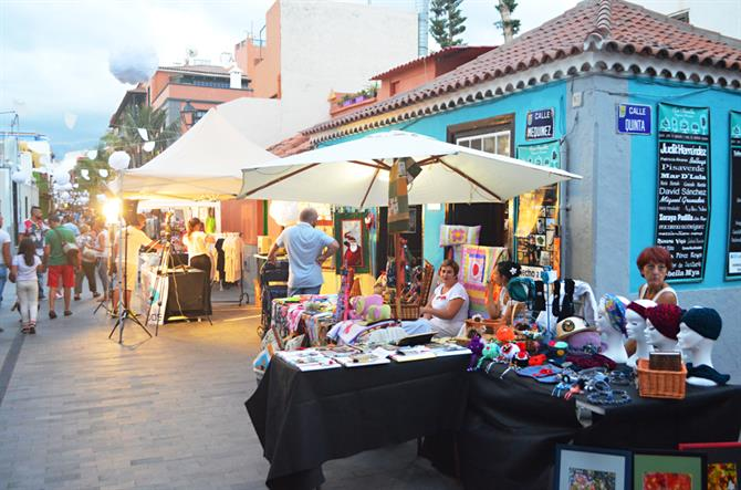 The Best Places For Shopping On Tenerife