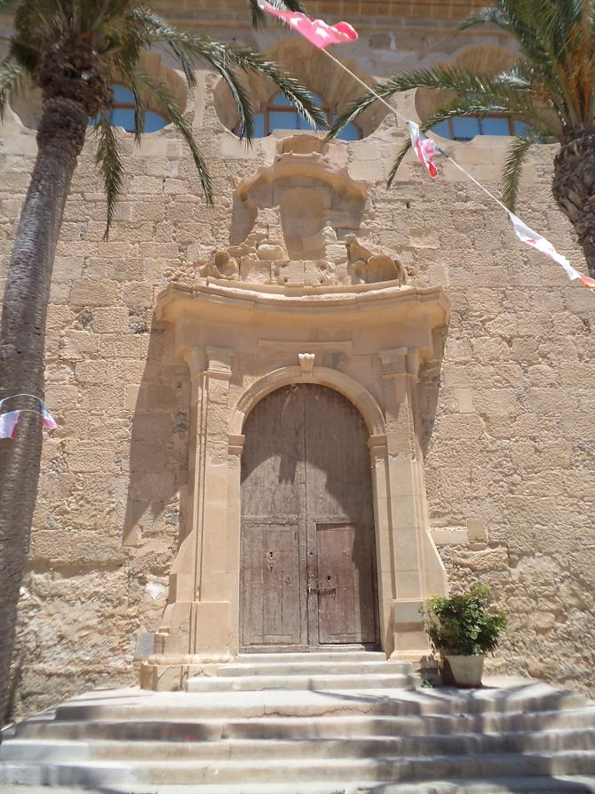 Church of St.Peter and Paul,Tabarca