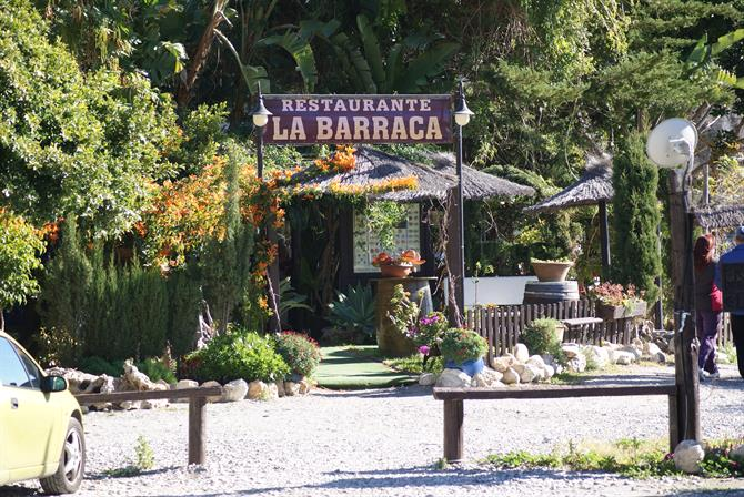 barraca restaurant