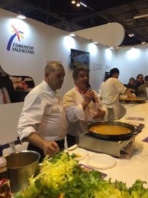 A visit to FITUR 2015