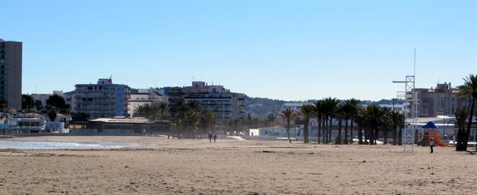 Arenal playa, beach, Javea