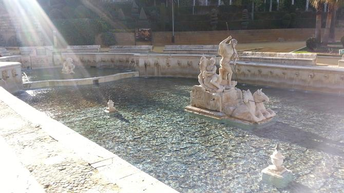 Fountain Priego