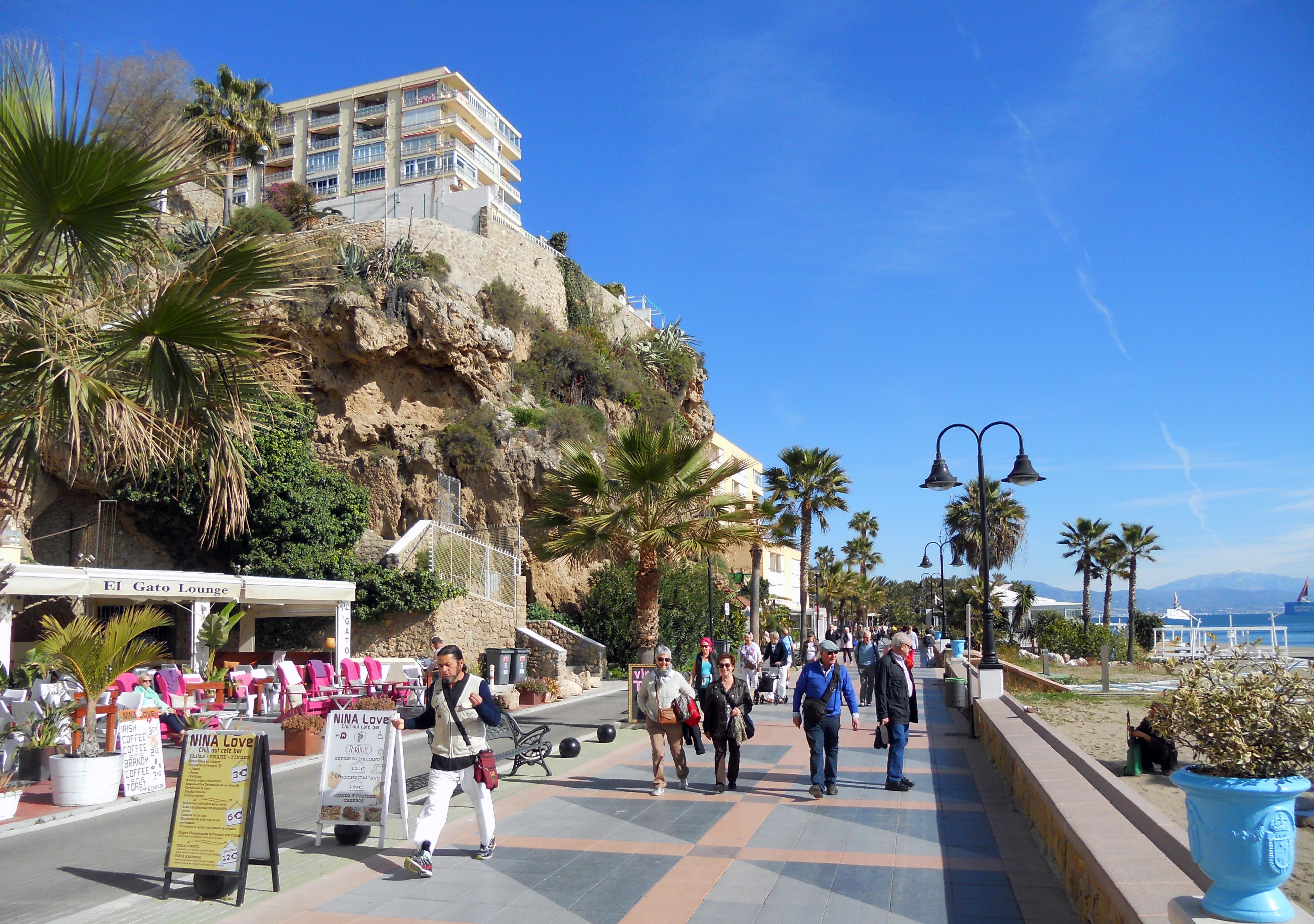 Torremolinos The Old Town