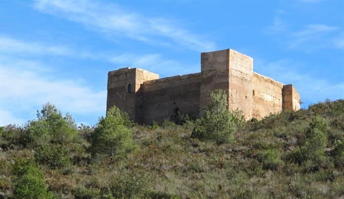 Forna Castle, Alicante