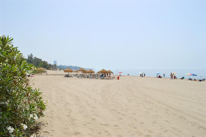 Bounty Beach i Marbella - Playa del Cable