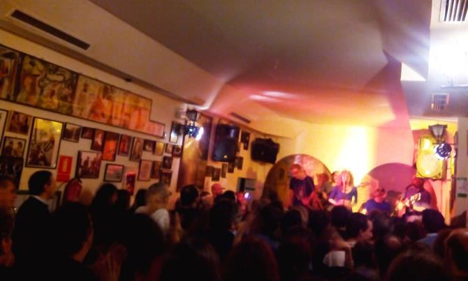 Flamenco in Candela, Madrid