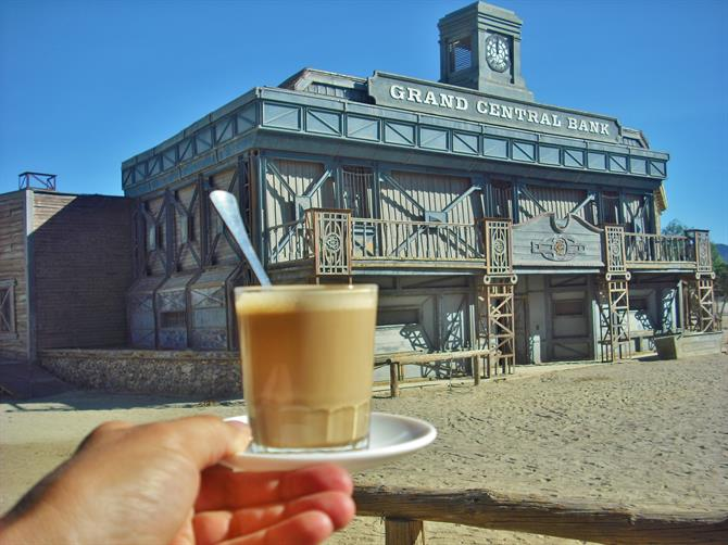 Cortado drink from Fort Bravo