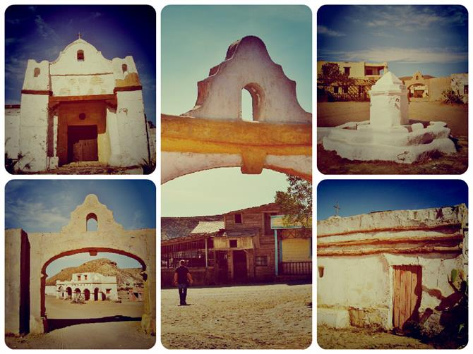 Mexican Village - Fort Bravo