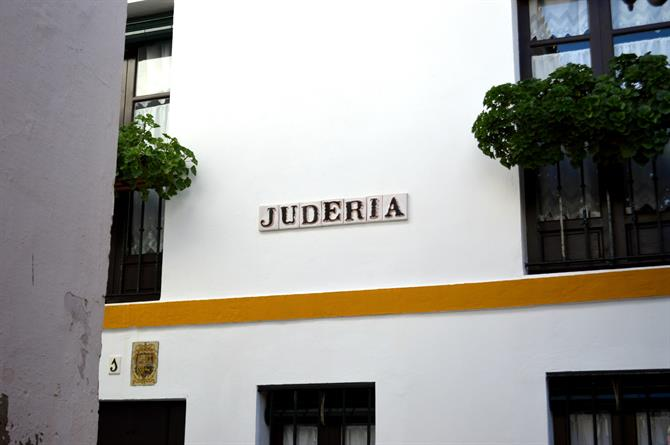 The Jewish Quarter of Seville, Spain