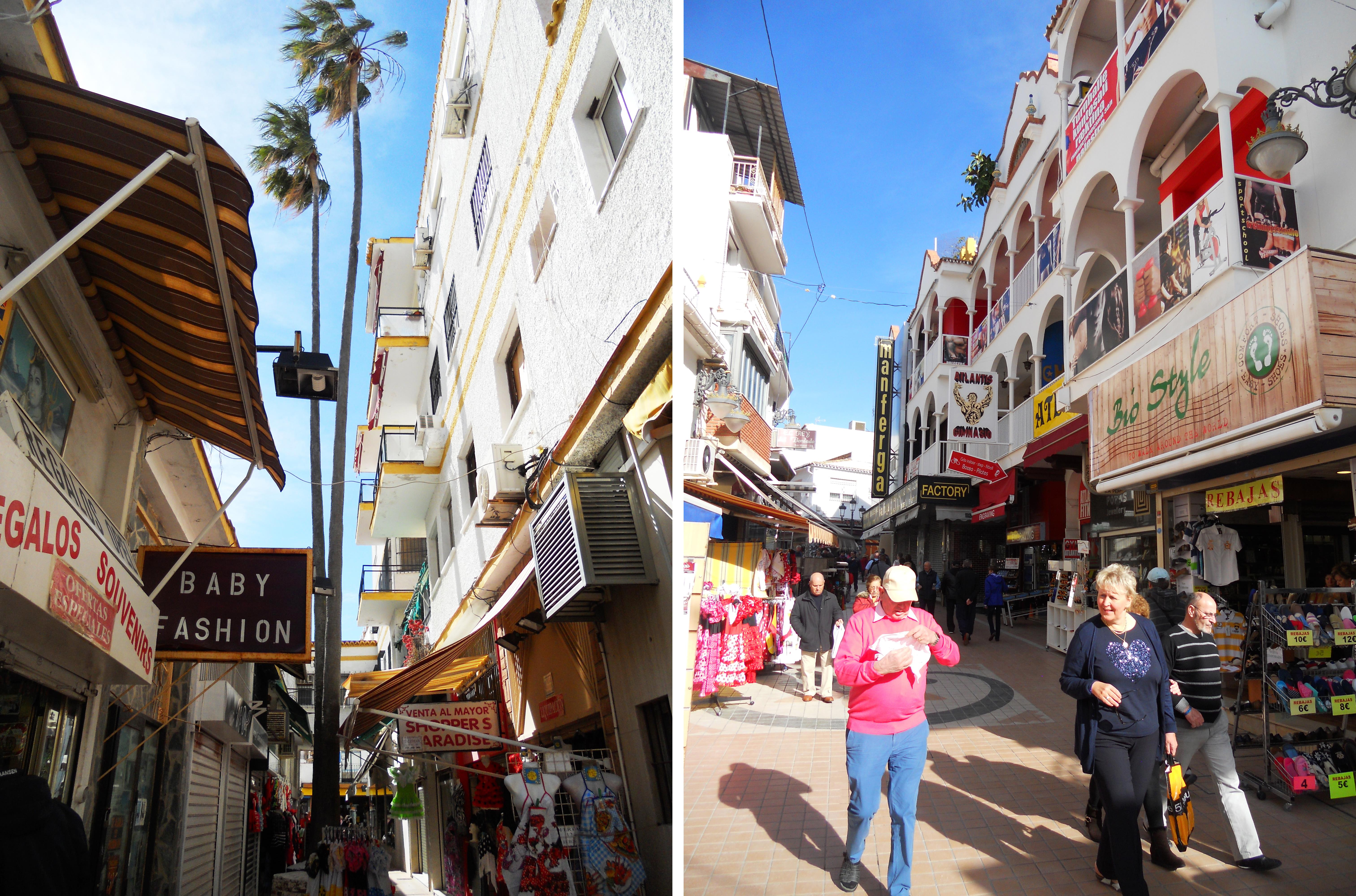 Torremolinos - The Old Town