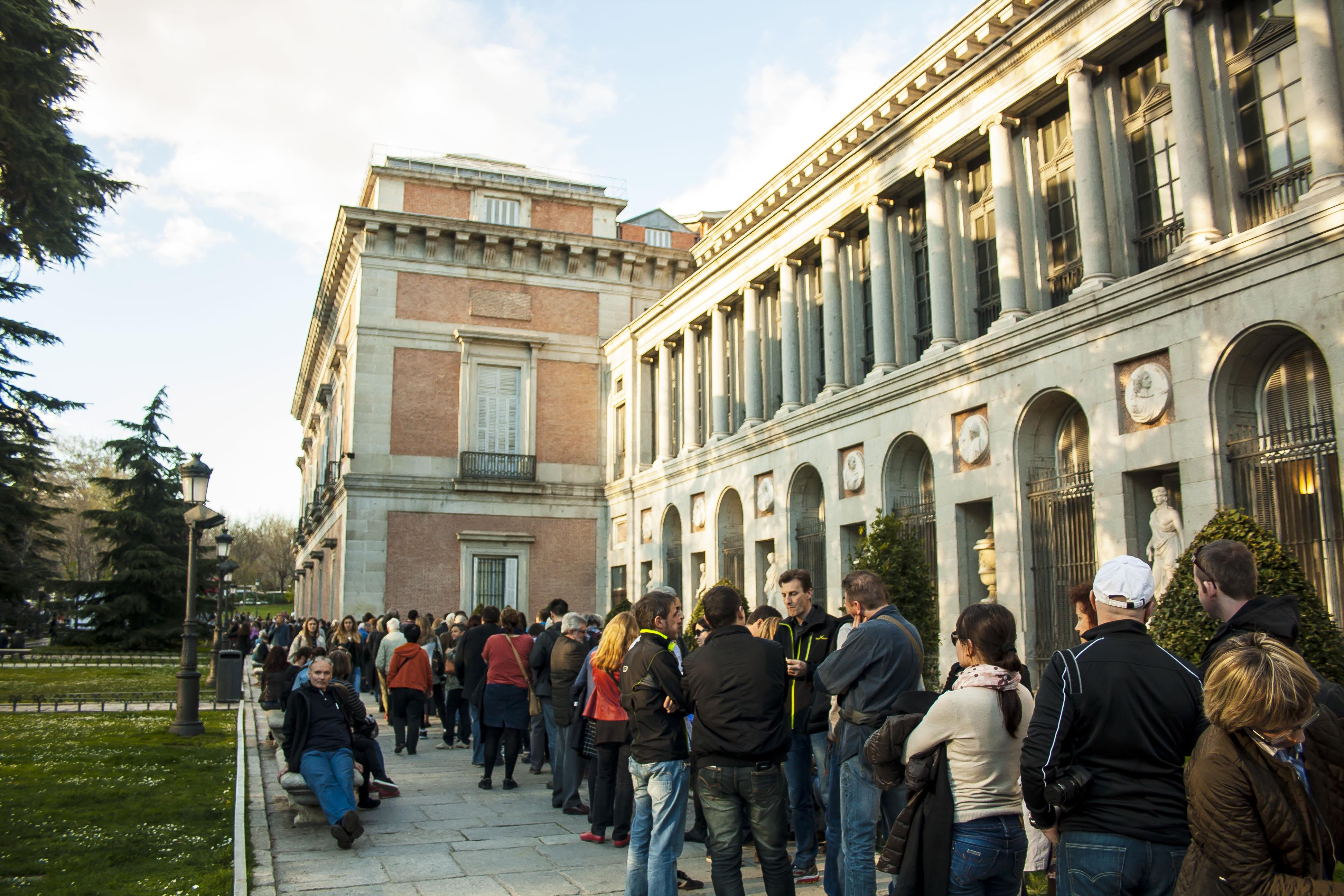 A Visit To The Famous Prado Museum Madrid