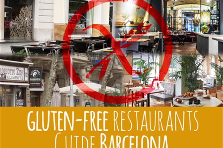 Guide de restaurants sans gluten à Barcelone