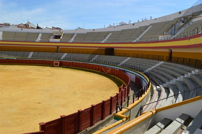 Estepona Bullfighting Arena