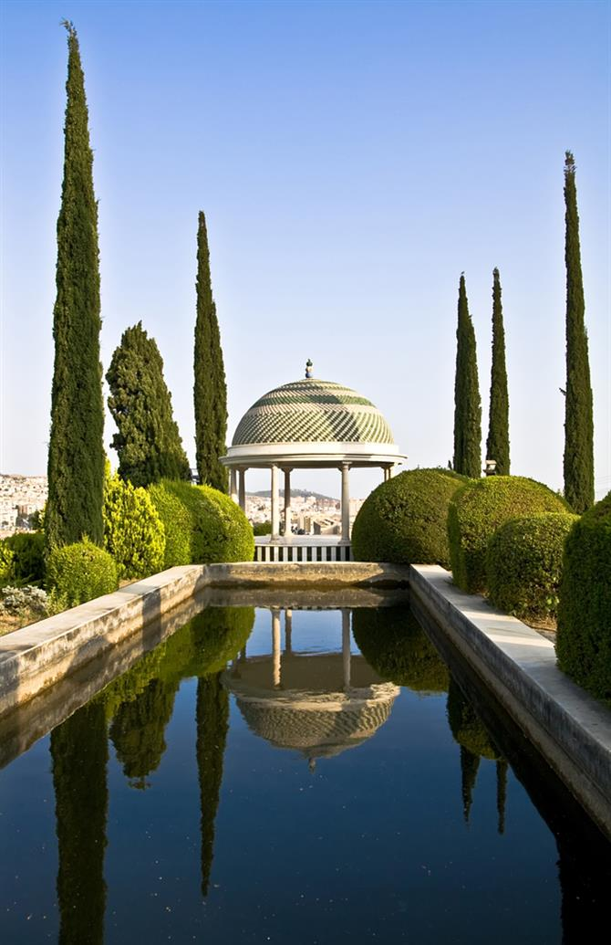 Do m laga in a day for Jardin de la conception malaga